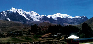 Illimani Trek and Optional Ascent