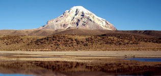 Bolivia - Sajama Ascent